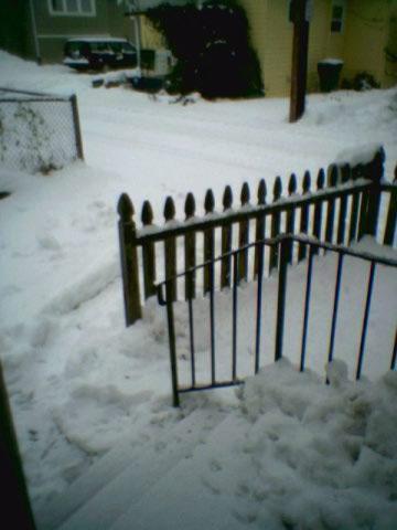Snowedonagain