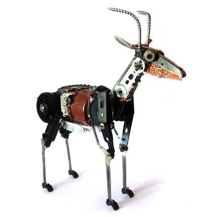 Antelopesculpture
