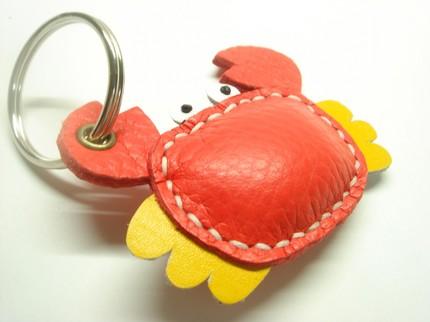 Crabkeychain
